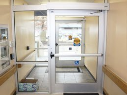 Automatic Swinging Doors for interior
